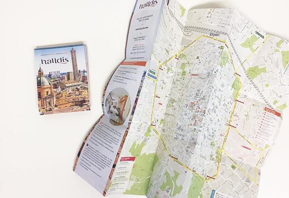Mappa formato midium personalizzata