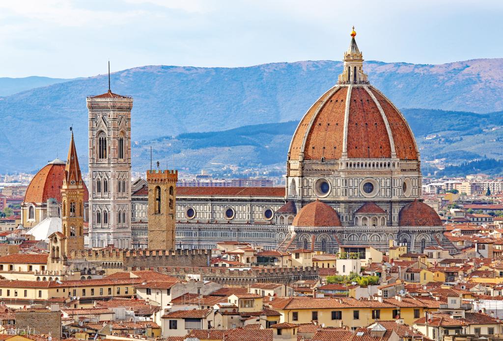 Mappa generica di Firenze