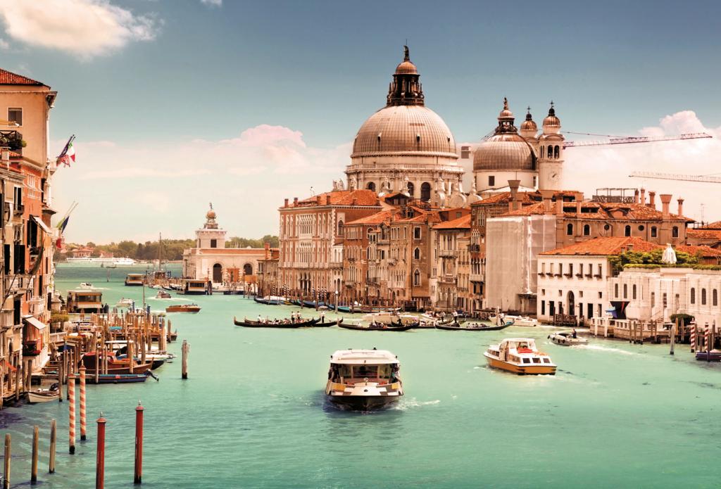Mappa generica di Venezia