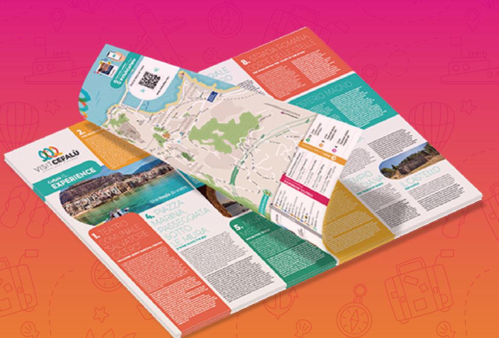 Mappe turistiche personalizzate - GRAFICA75